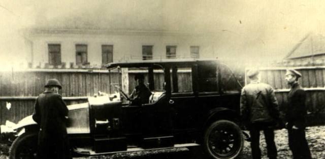 Неизвестное покушение на Ленина в 1918 году