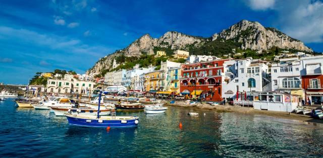 Остров Капри — достопримечательности
