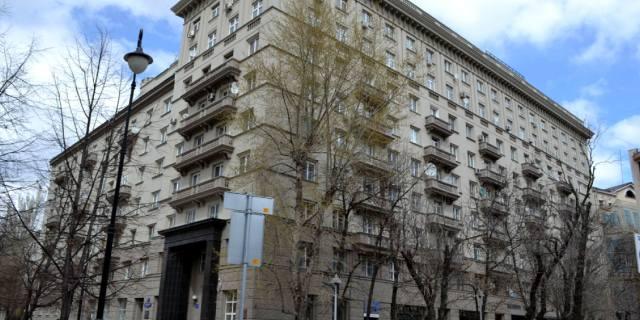 Дом писателей в Лаврушинском переулке