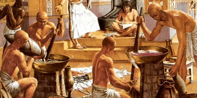 Пиво Древнего Египта