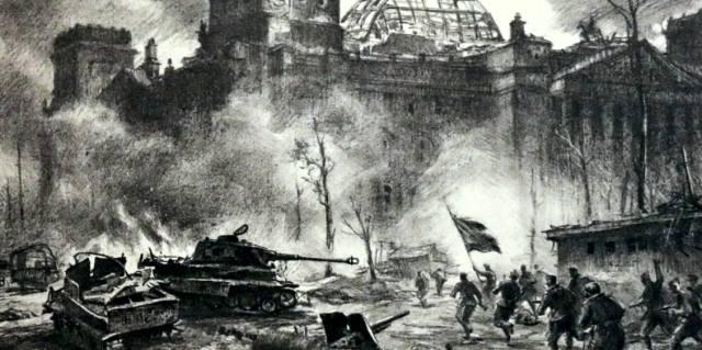 Почему советские войска стремились взять Рейхстаг?