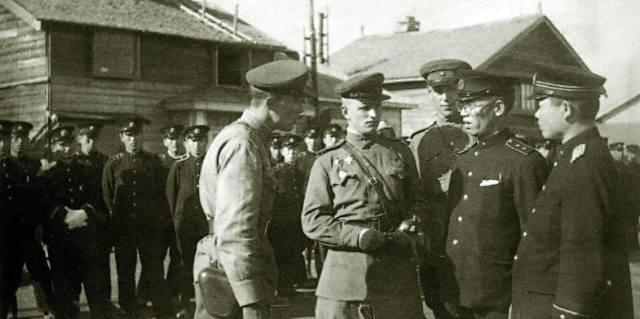 Странная война СССР и Японии