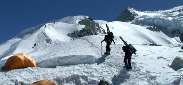 Юитиро Миура: Спуск с Эвереста альпиниста на лыжах в 1983 году