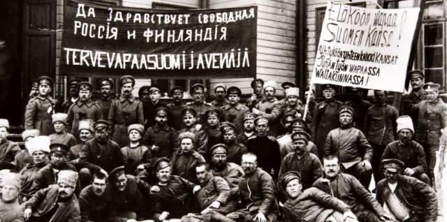 Финляндия — зачем большевики дали ей независимость?