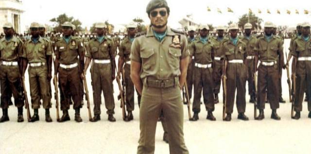 Джерри Ролингс: Железный глава республики Гана