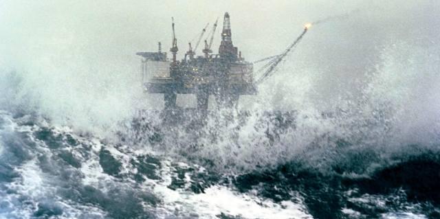 Катастрофический шторм на Каспии в 1956 году