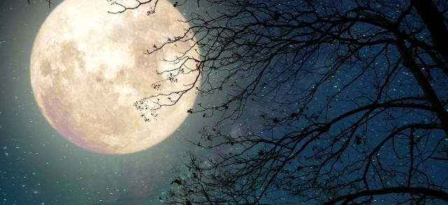 Полнолуние и лунное затмение — как избежать неприятностей?