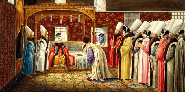 Закон Фатиха в Османской империи о братоубийстве