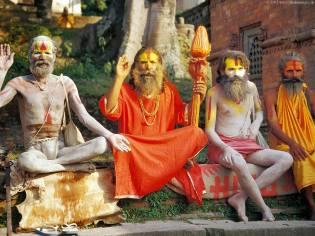 Фото: агхори садху — интересные факты