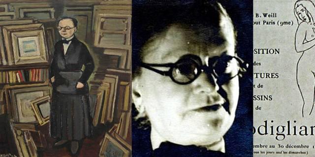 Берта Вейль — биография деятеля искусства