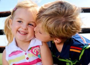 Фото: Всемирный день поцелуя — интересные факты