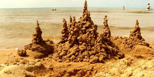 Гадание на песке — обучение