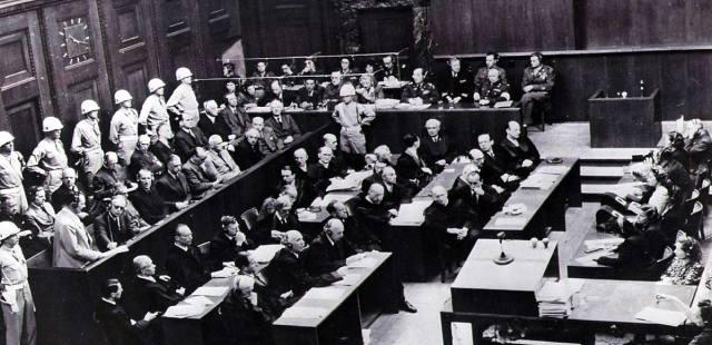 Тайны Нюрнбергского процесса — неудобные вопросы