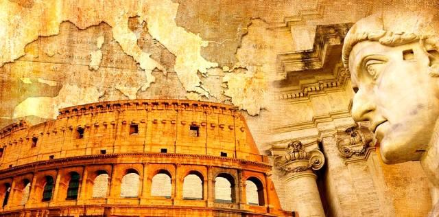 Древний Рим - интересные факты