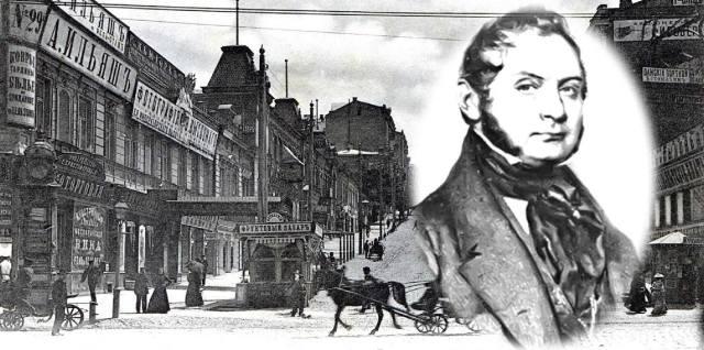 Киевский губернатор Иван Фундуклей