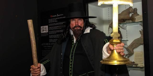 Мэтью Хопкинс - охотник на ведьм