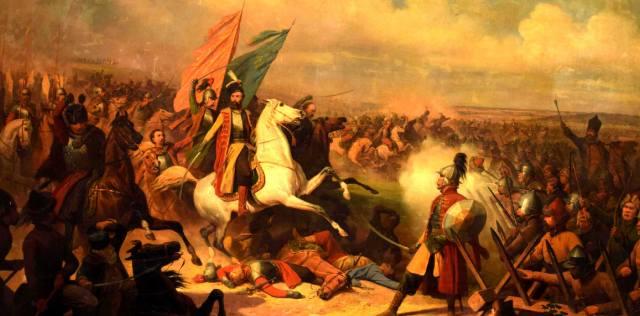 Польско-русская война 1654-1667 - как она началась?