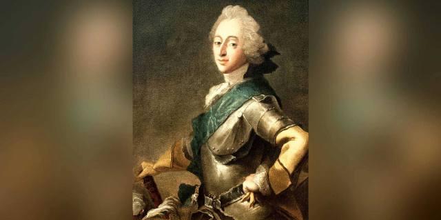 Король Дании Фредерик V: Вечно пьяный монарх