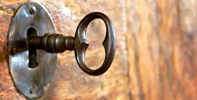 Дверной замок — история возникновения