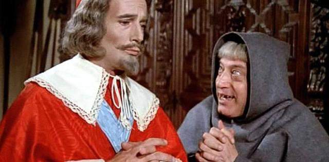 Отец Жозеф — серый кардинал Франции