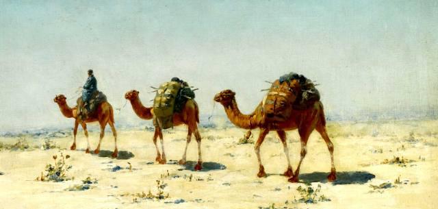 Абд ар-Рашид Бакуви — путешествие в Египет