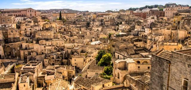 Матера — самый древний город Италии