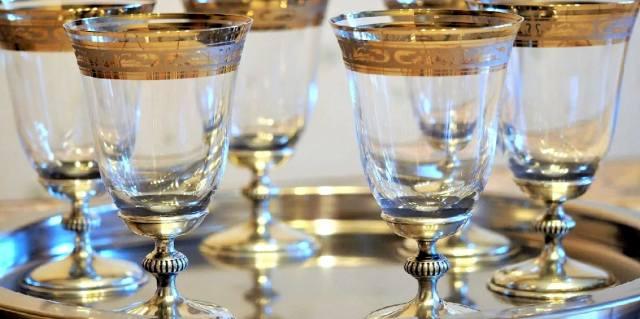 Бокал для вина — история возникновения
