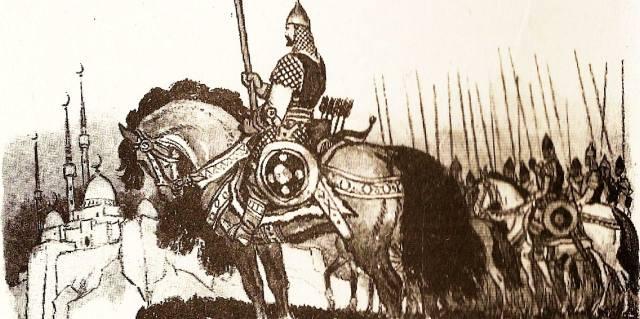 Князь Олег и его связь с древнерусскими былинами
