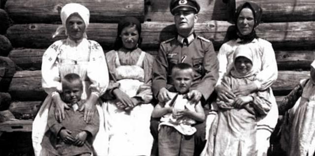 Немчики: Что стало с детьми, родившимися от немецких оккупантов?