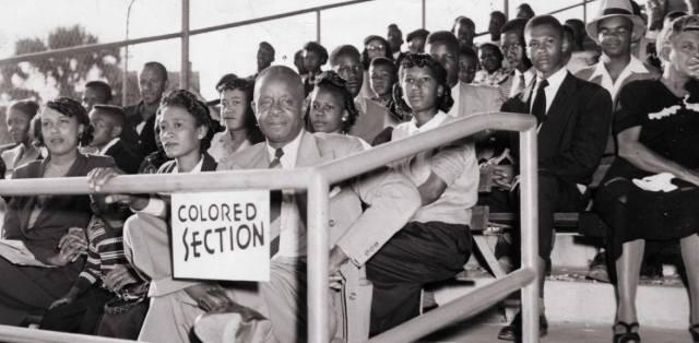 Зелёная книга: Негры и расовая сегрегация в США