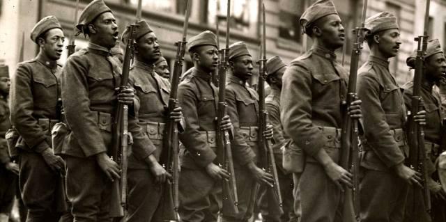 Хьюстонский инцидент: Бунт солдат-негров в США в 1917 году