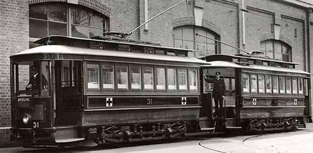 Трамвай — история создания