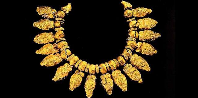 Ожерелье этрусков