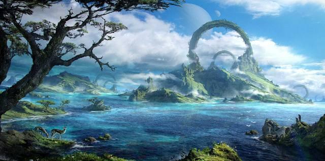 Острова Блаженных — рай не на земле: Где находилась мифологическая страна?