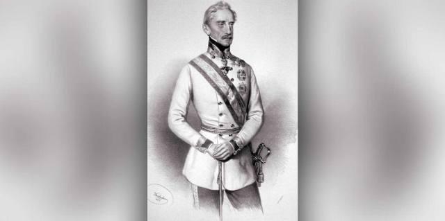 Князь Альфред Виндишгрец