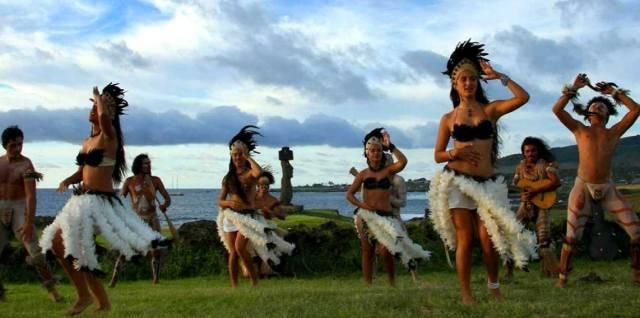 Остров Пасхи: Цивилизация рапануйцев