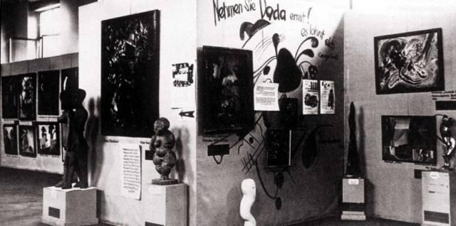 Дегенеративное искусство — выставка в Германии