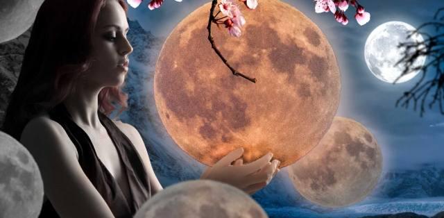 Как фазы Луны влияют на настроение женщины?