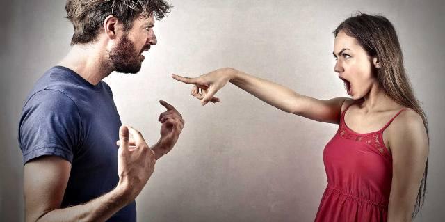 Как правильно ругаться с мужчиной?