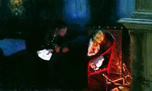 Фото: почему Гоголь сжёг второй том Мёртвых душ