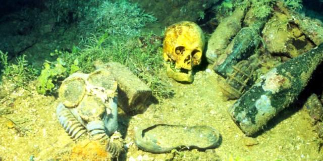 Страшные тайны Мирового океана