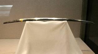 Фото: меч Хондзё Масамунэ — интересные факты