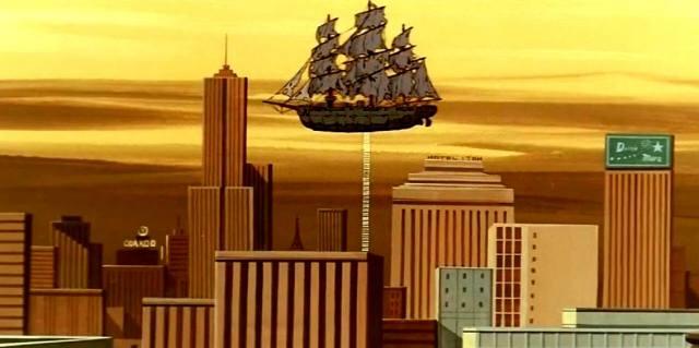 Откуда берутся корабли-призраки? Псевдоисторический фейк…