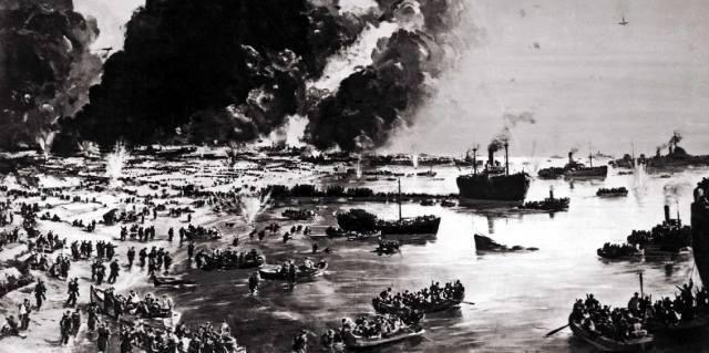 Дюнкерк: Почему немцы не добили англичан?