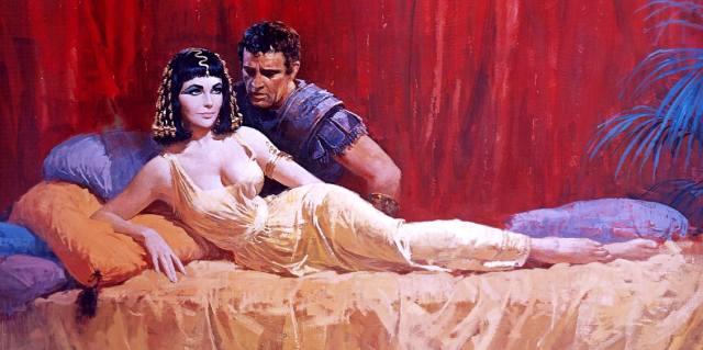 Могила Клеопатры и Марка Антония — куда пропало захоронение?