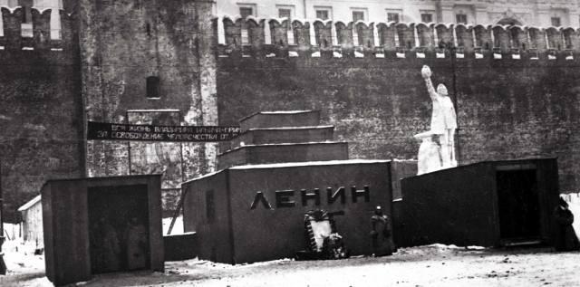 Зачем в СССР решили сохранить тело Ленина?