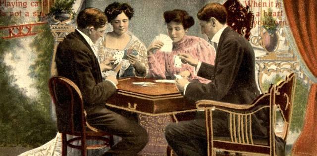 Как князь Голицын проиграл в карты свою жену