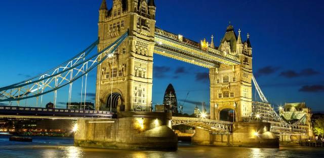 Тауэрский мост в Лондоне — интересные факты
