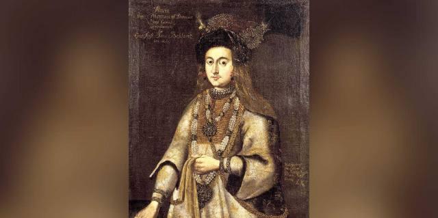 Мария Старицкая: племянница Ивана Грозного