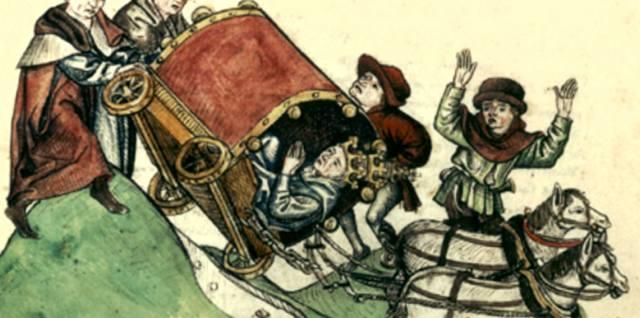 Бальтазар Косса: Как пират стал папой римским